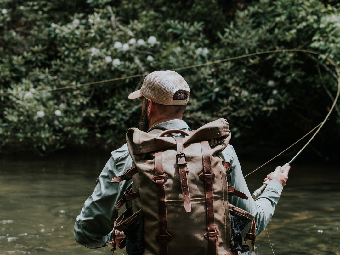 Western North Carolina Fly Fishing Guide