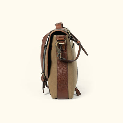 Mens Best Canvas Messenger Bag