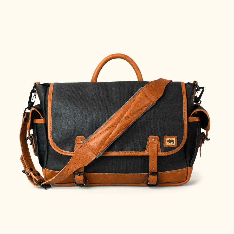 dee56dd0b9bb Men's Leather Bags & Custom Leather Briefcases | Buffalo Jackson