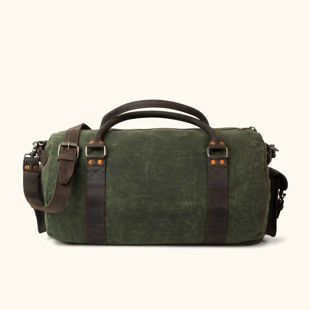 cd636e048c Travel Duffle Bag for Men - Canvas   Leather