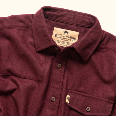 Men's Wool Field Shirt