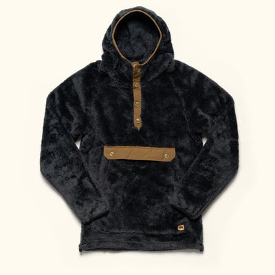 Men's Rugged Fleece Hoody Kodiak