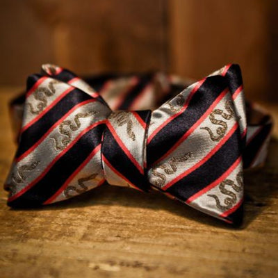 Bow Tie - Join Or Die - Battle Flag No. 1