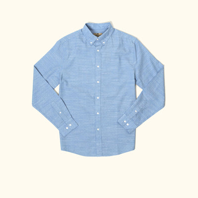 Brentwood Long Sleeve Dress Shirt | Light Blue