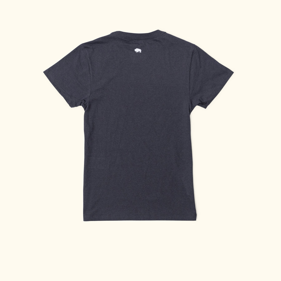 Buffalo Jackson Homecoming Tee | Navy
