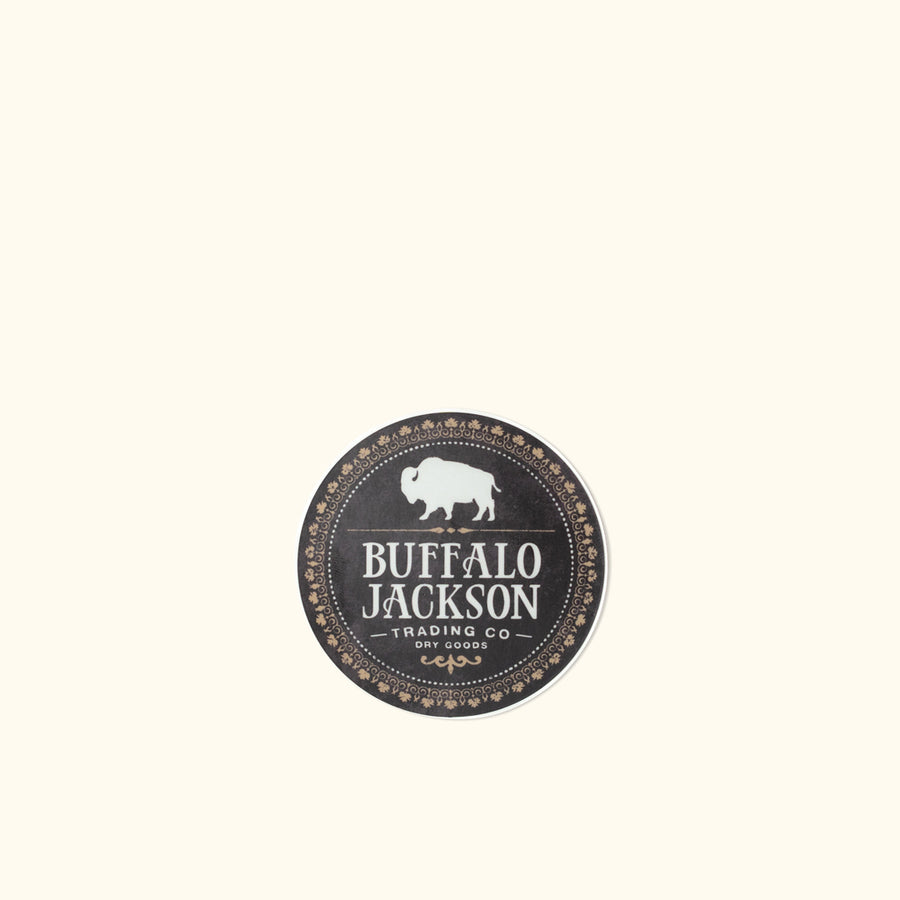 Buffalo Jackson Trading Co Sticker