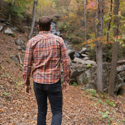 Fairbanks Flannel | Copper Ridge