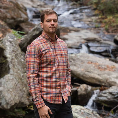 Fairbanks Flannel | Copper Ridge hover