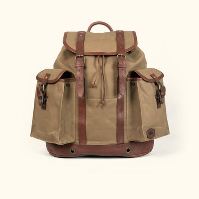 Men's Vintage canvas rucksack