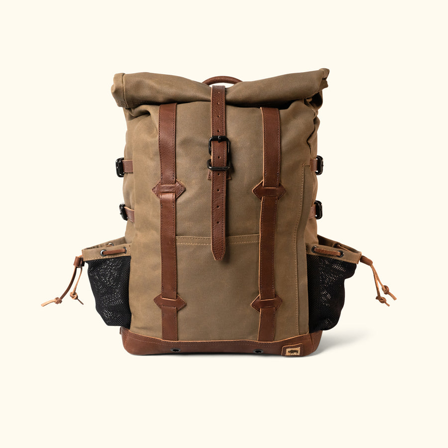 b0055a8e3 Most Rugged Leather Backpacks in the World | Buffalo Jackson