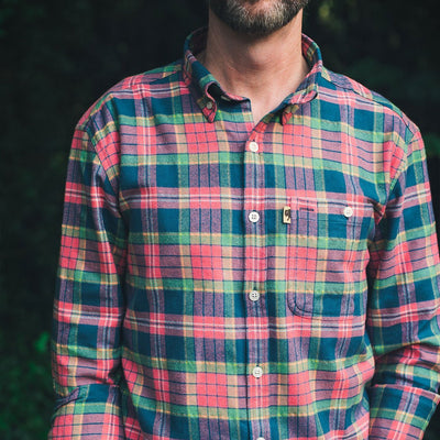 Denali Plaid Fairbanks Flannel Shirt