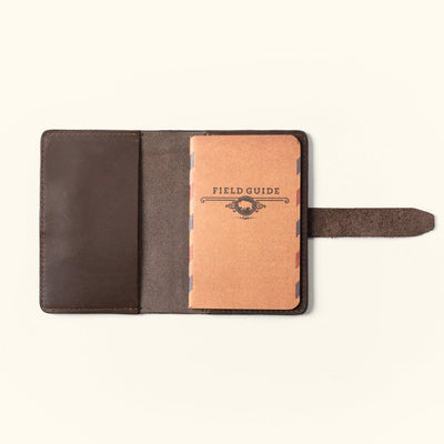 Rugged Leather Journal Cover