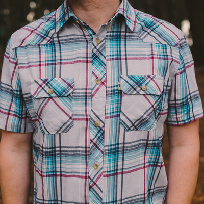Durango Shirt - Arctic Breeze