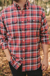 Glenfield Flannel Shirt - Plymouth Plaid