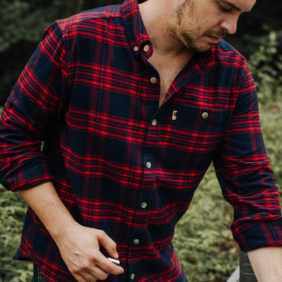 Fairbanks Flannel | Camp Fire hover