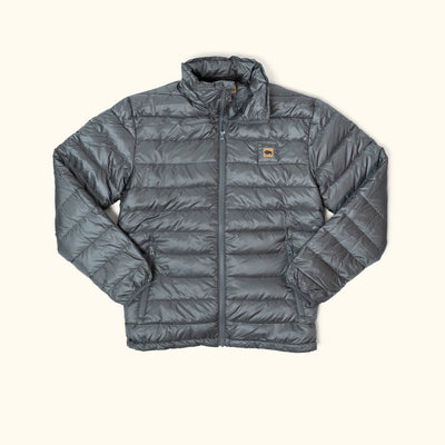 Men's Whittaker Down Jacket - Everest Gray