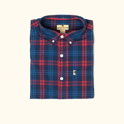 Heritage Button Down Shirt | Midnight Ember