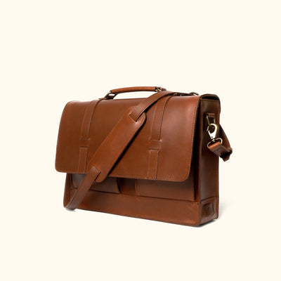 Men's Best Leather Messenger Bag | Elderwood