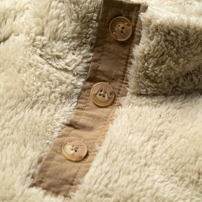 Kodiak Fleece Pullover | Grizzly Tan hover