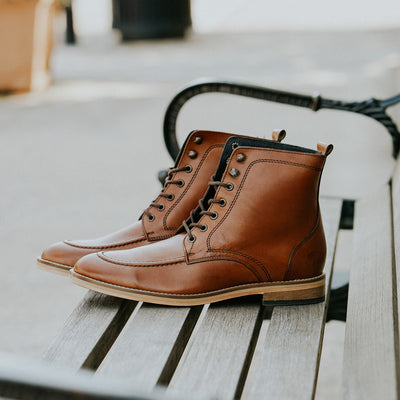 Davenport Classic Boot | Maple