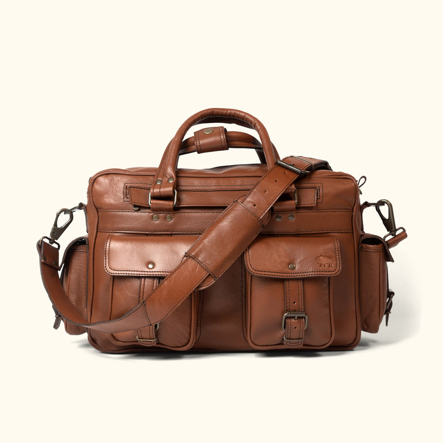 760a71f335 Men s Leather Bags   Custom Leather Briefcases