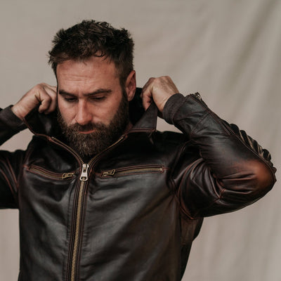 Men's Legacy Leather Jacket