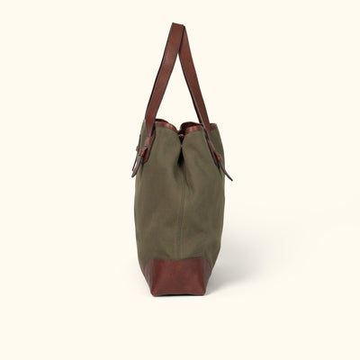 Limited Edition 10-Year Tote Bag | Olive