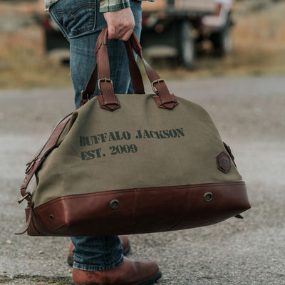 Limited Edition 10-Year Weekend Bag | Green
