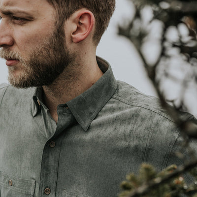 MacLean Long Sleeve Guide Shirt | Green