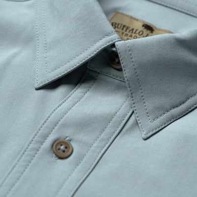 MacLean Short Sleeve Guide Shirt | Blue