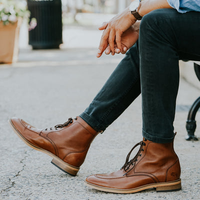 Davenport Classic Boot | Maple hover