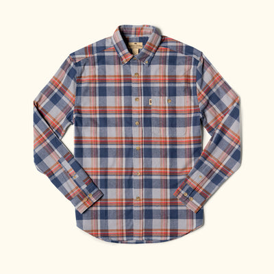 Fairbanks Flannel | Big Sky