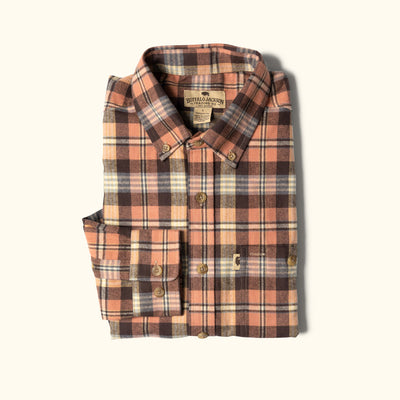Fairbanks Flannel | Santa Fe