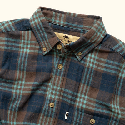 Tough Flannel Shirt Buffalo Jackson