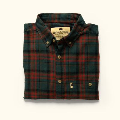 Woodsman Fairbanks Flannel Shirt
