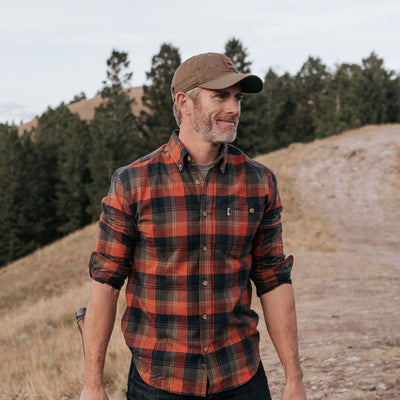 mens fall fairbanks flannel bozeman hover