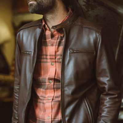 Thompson Leather Jacket
