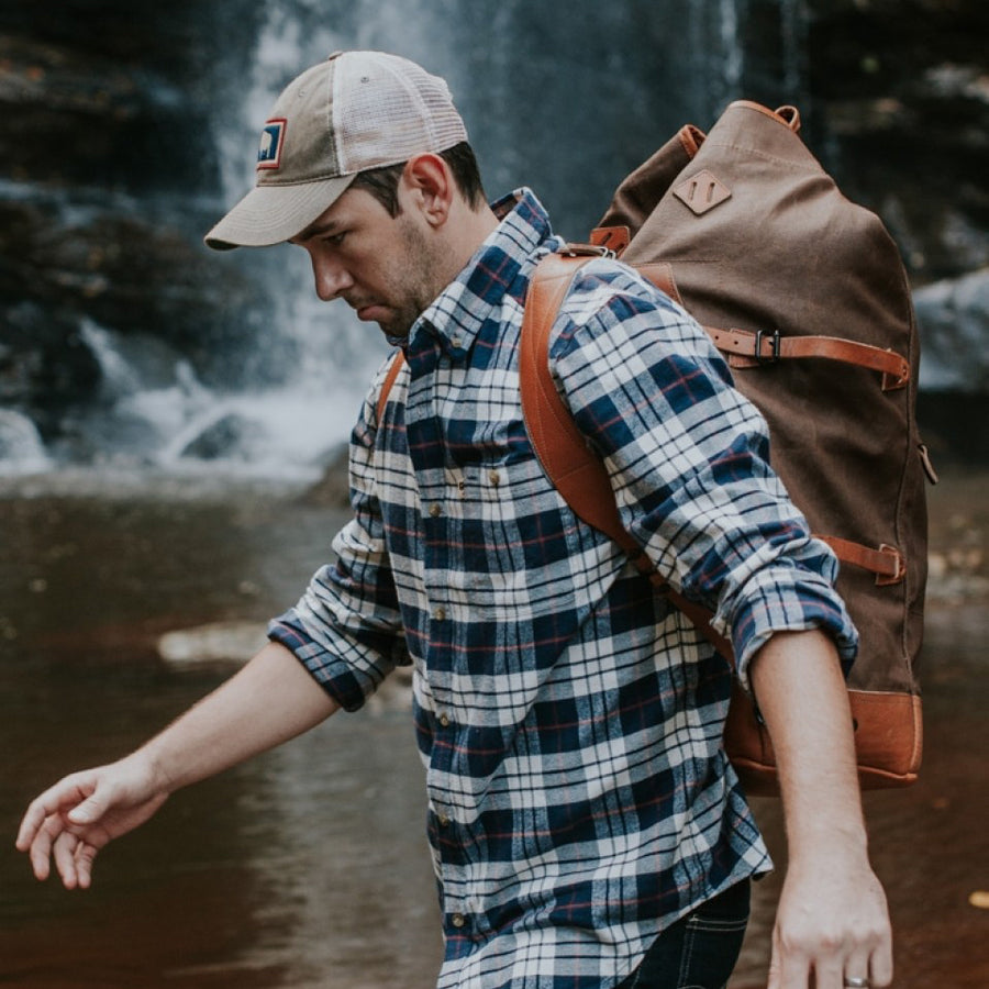 Fairbanks Men's Flannel Shirt - Capital Peak