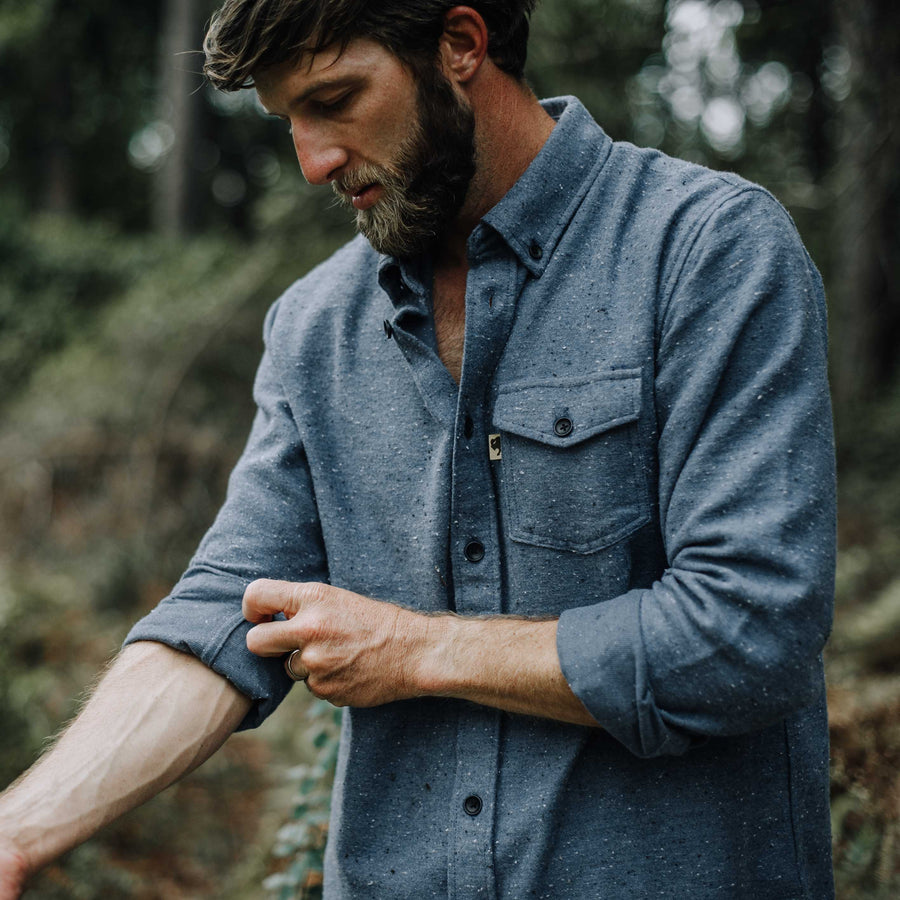 Murphy Sweater Shirt | Bridgewater