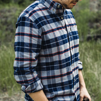 Fairbanks Flannel | Camp Fire