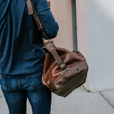 Men's Classic Weekend Bag brown