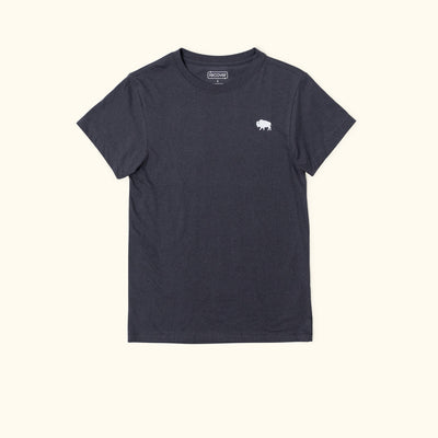 Old School Graphic Tee | Navy