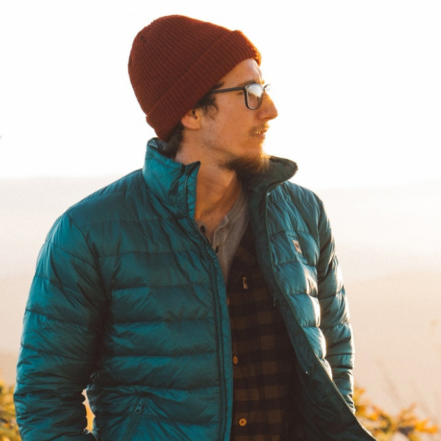 Men's Whittaker Down Jacket - Rainier Teal