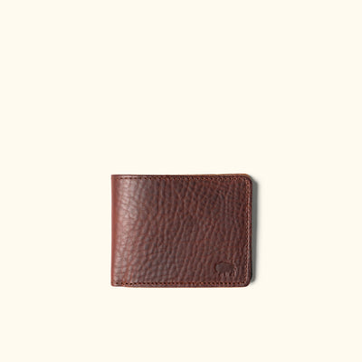 Ryder Reserve Bison Leather Wallet