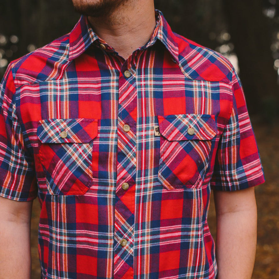 Durango Shirt - Red Falls