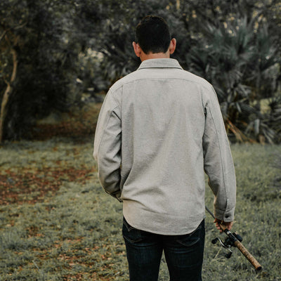Shepherd Moleskin Shirt | Wheat