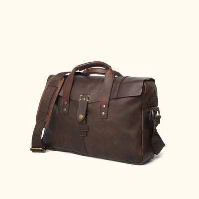 Luxury Leather Briefcase Bag | for Men