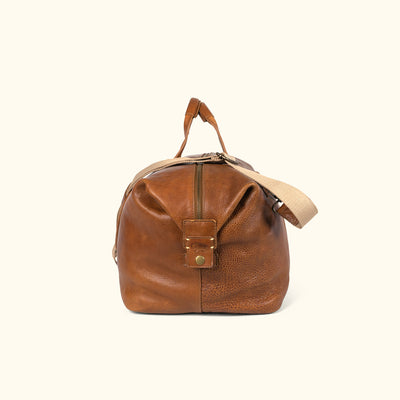 Walker leather mens weekend bag buffalo jackson