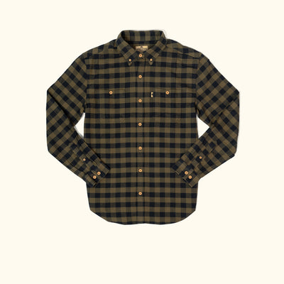 Waxhaw Buffalo Plaid Flannel | Great Plains