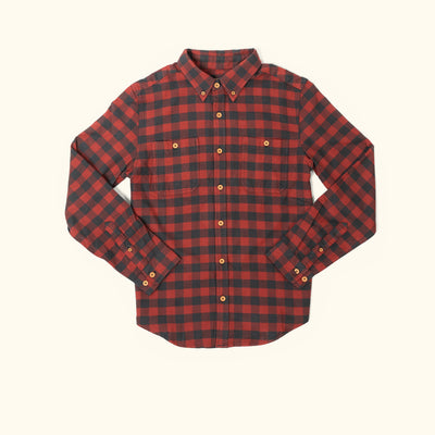 Waxhaw Buffalo Plaid Flannel | Red Range